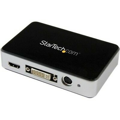 StarTech USB3HDCAP StarTech.com USB 3.0 Video Capture Device - HDMI / DVI / VGA
