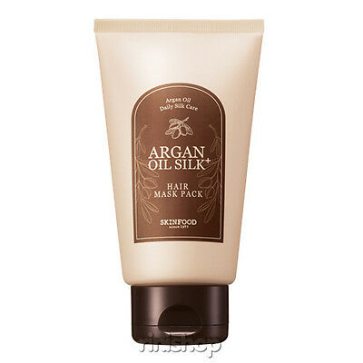 [SKINFOOD] Argan Oil Silk Plus Hair Maskpack 200g rinishop