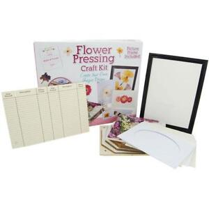 Flower press crafts ebay flower pressing kits mightylinksfo