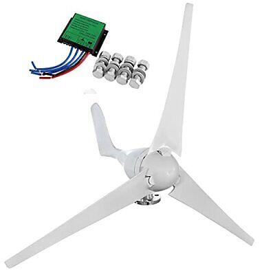 Wind Turbine Generator Kit Wind Turbine Motor 3 Blades Power Generator Charge
