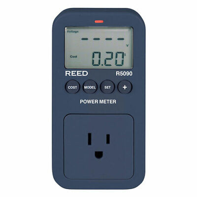Reed Instruments 5090 Power Meter