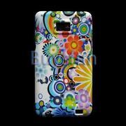 Samsung Galaxy S2 Flower Case