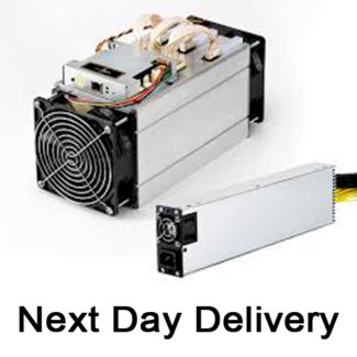 Antminer D3 - 15-17GH/s + 1600W PSU. 10 AVAILABLE