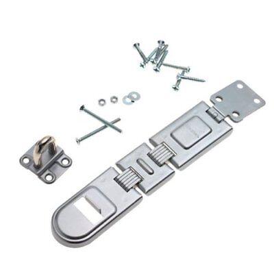 Master Lock 722-D Double Hinge Hasp, 7-3/4