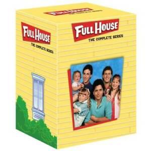 Full House season 1 to 10 !!!