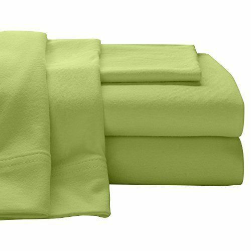 Baltic Linen Super Soft 100 perscent Cotton Jersey Sheet Set