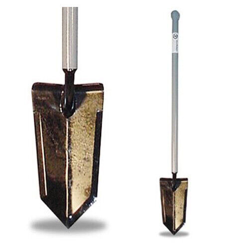 Lesche Sampson Pro-Series Ball Handle Shovel for Metal Detecting and Gardening