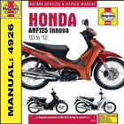 Honda Motorcycle Manuals and Literature 2003 2003 Year of Publication Repair