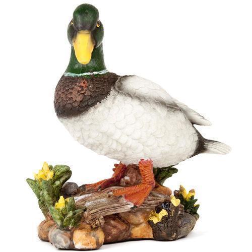 large animal garden ornaments ebay. Black Bedroom Furniture Sets. Home Design Ideas