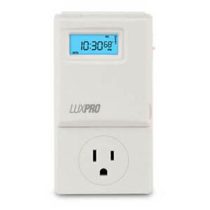 PROGRAMMABLE PLUG THERMOSTAT
