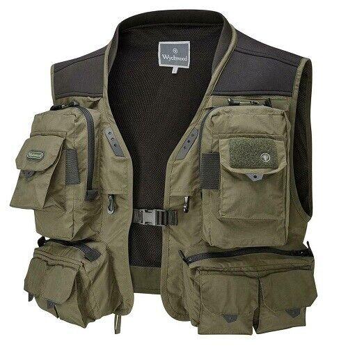 Wychwood Gorge Fly Fishing Vest