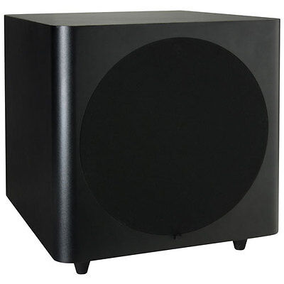 "Dayton Audio SUB-1000 10"" 100 Watt Powered Subwoofer 300-628"