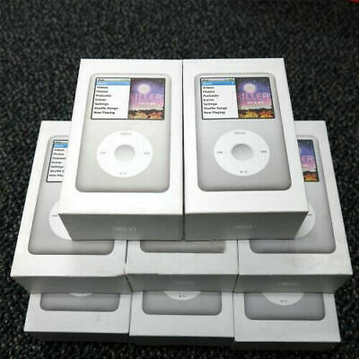 USA SELLER New Original iPod Classic 7th Gen 160GB Silver (Latest Model)Warranty comprar usado  Enviando para Brazil