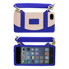 Blue Wristlet for iPhone 5s