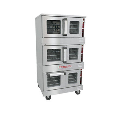 Southbend Tves30sc Low Profile Electric Convection Oven