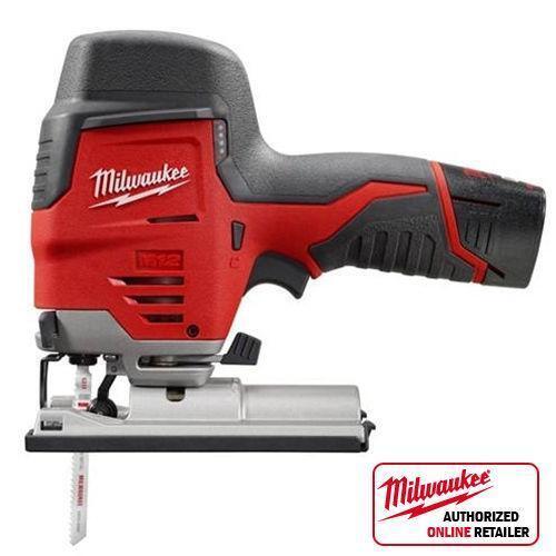 Cordless jigsaw power tools ebay milwaukee cordless jigsaws greentooth Choice Image