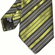 Brown Stripe Tie