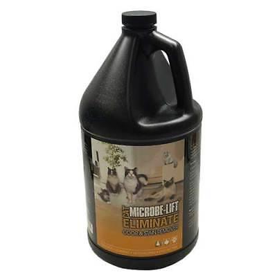 Microbe-Lift Eliminate Odor & Stain Remover - Dog, 1 Gallon