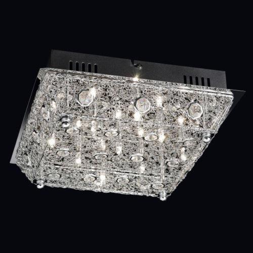 Kitchen Light Fittings Ebay: Flush Fitting Ceiling Light