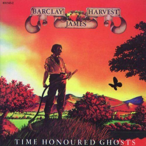 Barclay James Harvest - Time Honoured Ghosts NEW CD