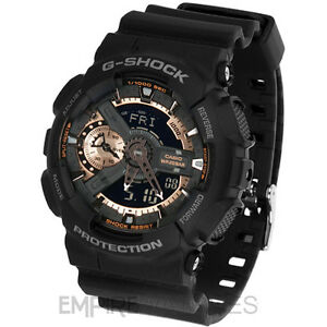 NEW-CASIO-G-SHOCK-MENS-ROSE-GOLD-SPORTS-WATCH-GA-110RG-1AER-RRP-135