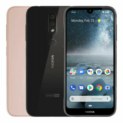 (WELFARE) Nokia 4.2 (TA-1157) 5.71-Inch 3GB / 32GB (GSM ONLY) Dual SIM UNLOCKED