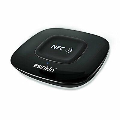 Bluetooth Empfänger Audio Adapter mit NFC-Funktion für HiFi Stereoanlage Aux