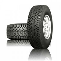 2 or 4 New SUV/LT tires Sale from $100 each tire tax included