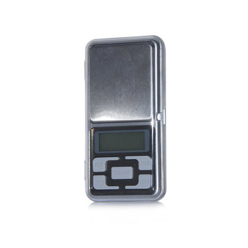 Electrical/mini jewelry scale electronic said with 500 g / 0.1 g HY