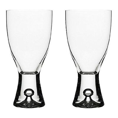 Iittala Tapio 6-Ounce Clear White Wine, Set of 2 (TA9500482)