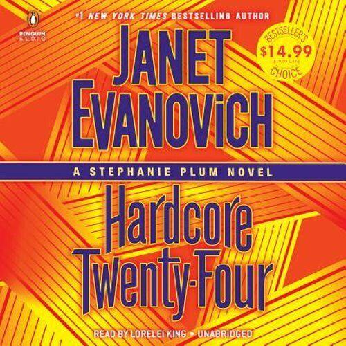 Hardcore Twenty-Four: A Stephanie Plum Novel by Janet Evanovich: New Audiobook