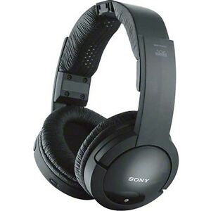 NEW Sony Wireless Stereo Headphone System