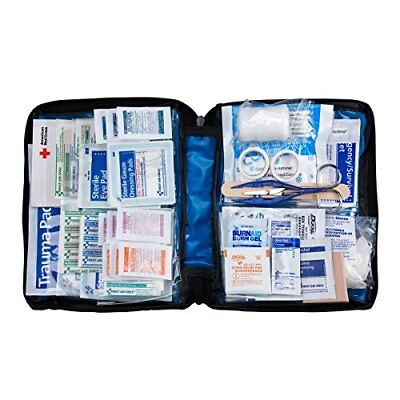 FIRST AID KIT 299 Piece Medical Emergency Bag Car Home Outdoor Survival Hiking