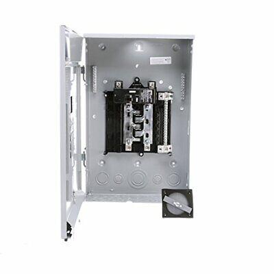 Pw0816b1200tc 200-amp 8-space 16-circuit Main Breaker Outdoor Trailer Panel Load