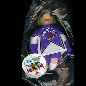 "NHL MUPPETS CONFERENCE MISS PIGGY MCDONALD'S 11"" DOLL"