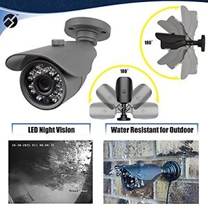 BEST 8Channel 720P AHD Hi-Def Security System with many features Windsor Region Ontario image 2