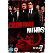 Criminal Minds DVD