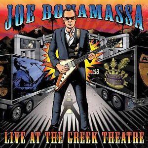 Joe Bonamassa - Live At The Greek Theatre [New CD]