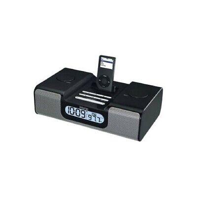 Ihome Model IH5b Clock Radio iPod / iPhone Charger Dock