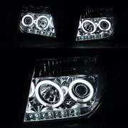Navara D40 Headlights