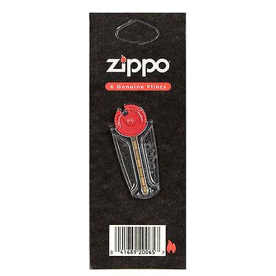 Zippo Feuerstein Flint, Spender mit 6 Reibsteinen - Zippo Feuerzeug -