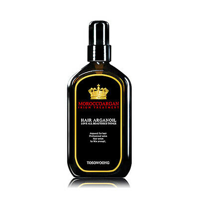 [TOSOWOONG] Morocco Argan Oil - 100ml (For Hair)