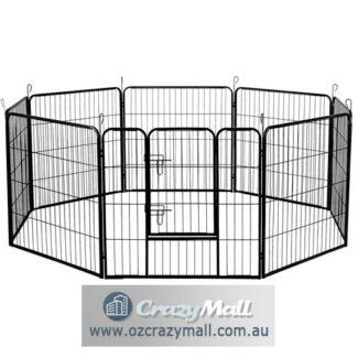 Heavy Duty Dog Exercise Playpen Enclosure