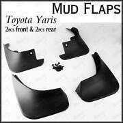 Toyota Yaris Mud Flaps