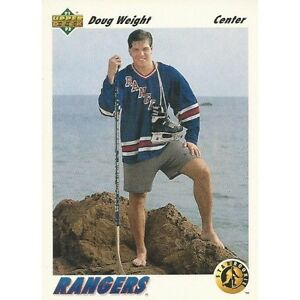 1992 Upper Deck Hockey