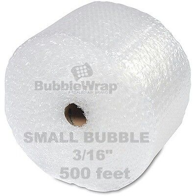 Bubble Wrap 500 Ft X 12 Small Sealed Air 316 Best