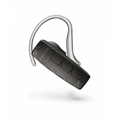 Plantronics Voyager Edge Bluetooth Headset with Charge Case Black Wireless Noise