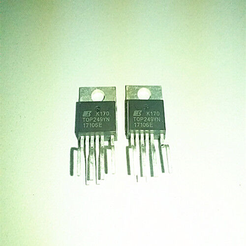 1PCS    TOP249YN    TOP249Y   TOP249   TO-220-6   Power  Controller  IC