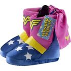 Wonder Woman Pink Shoes for Girls