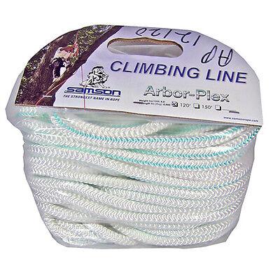Ap12120 Samson Arbor Plex Arborist Climbing Rope 12 120